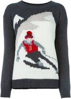 Woolrich ski pattern jumper