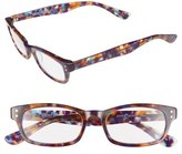 Corinne McCormack Women's 'Cindy' 48Mm Reading Glasses - Lilac/ Multi
