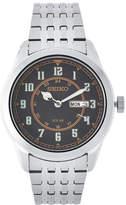 Seiko SNE445 Silver-Tone Recraft Watch