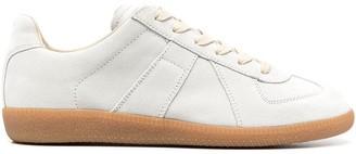 Maison Margiela Gum-Rubber Sole Sneakers