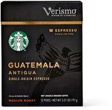 Starbucks VerismoTM 12-Count Guatemala Antigua Espresso Pods