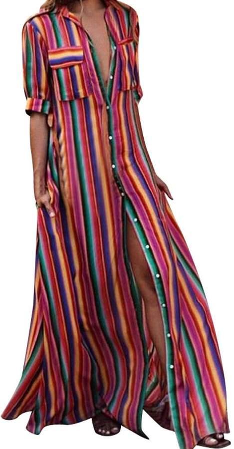 63866e420ddf4 Beach Cover Up Maxi Dresses - ShopStyle Canada