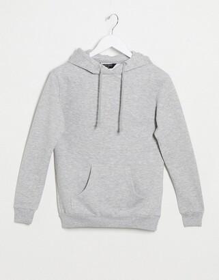 Brave Soul clara grey hooded sweater