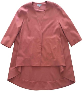 Cos Pink Wool Top for Women