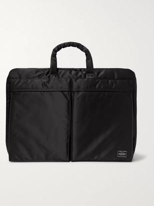 Porter Yoshida & Co Porter-Yoshida & Co - Tanker 2Way Nylon Briefcase - Men - Black