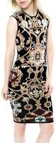 Ronny Kobo Print Dress