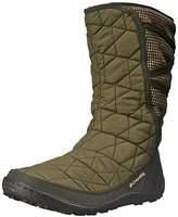 Columbia Women's Minx Mid Slip Tweed Winter Boot