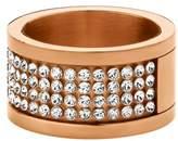 Dyrberg/Kern Emily RG Crystal Fancy Ring for Womens 33330- Size N