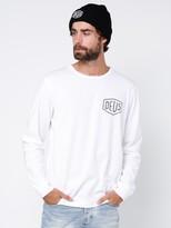 Deus Tokyo Address Long Sleeve T-Shirt