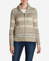 Eddie Bauer Women's Campfire Sweater Coat