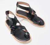 Louise et Cie Leather Ankle Strap Sandals - Esmond
