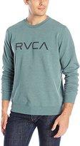 RVCA Men's Big Crew Sweatshirt