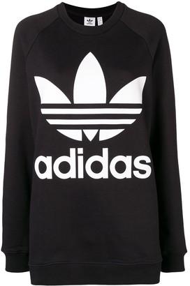 adidas Oversize logo sweatshirt