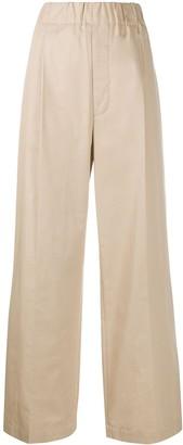 Jejia High Waist Wide Leg Cargo Trousers
