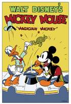 Graham & Brown Magician Mickey Mouse Canvas