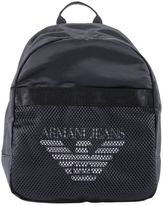 Armani Jeans Backpack Bags Men