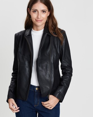 Sportscraft Catalina Leather Jacket