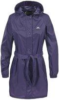 Trespass Womens/Ladies Compac Mac Waterproof Packaway Jacket/Coat (XS)