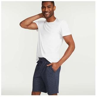 Joe Fresh Men's Essential Active Shorts, Indigo (Size XXL)