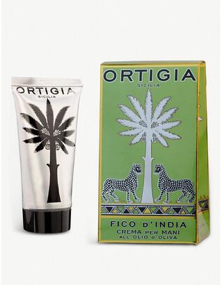 Ortigia Sicilia Fico d'India hand cream 80ml