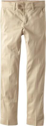 Dickies Big Girls' Stretch Slim Straight Pant