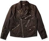 Ralph Lauren RRL Cotton-Blend Moto Jacket