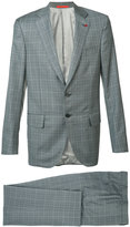 Isaia Delain suit - men - Wool - 50