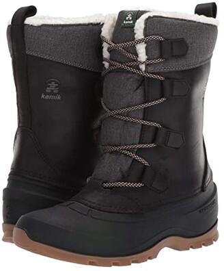 Kamik SnowGem (Black) Women's Boots