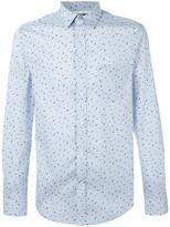 Diesel printed shirt - men - Cotton/Nylon/Spandex/Elastane - S