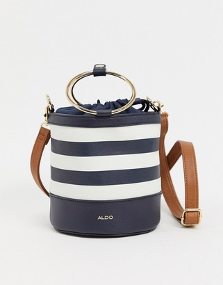 Aldo Structured Bucket Bag
