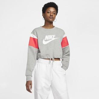 Nike Women's Fleece Crew Sportswear