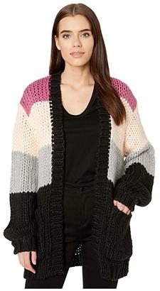 Volcom Womens Cold Daze Crew Neck Sweater