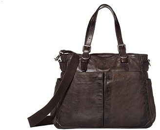 Frye Murray Tote (Carbon) Bags