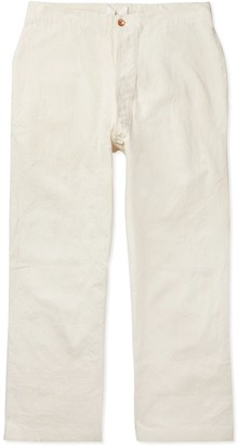 Story mfg. Casual pants