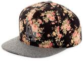 American Needle Pembine LA Dodgers Snapback Hat