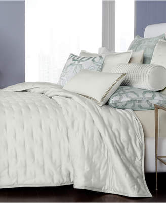 Hotel Collection Fresco Quilted Full/Queen Coverlet, Bedding