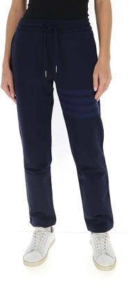 Thom Browne 4-Bar Stripe Sweatpants