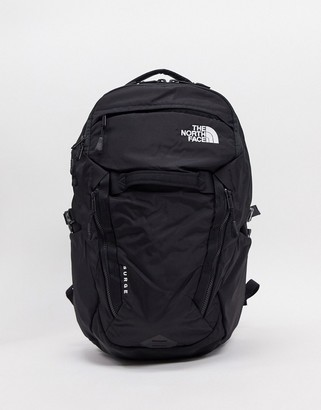 The North Face Surge Backpack In Black