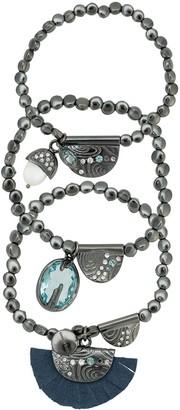 3 Bracelets Set
