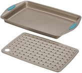 Rachael Ray Cucina Nonstick Bakeware 2-pc. Crisper Pan Set
