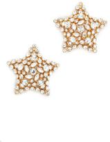 Kate Spade Bright Star Statement Stud Earrings