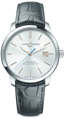 Ulysse Nardin Stainless Steel Classic Watch 40mm