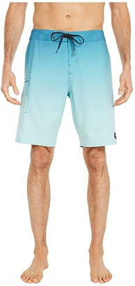 O'Neill Hyperfreak Solid Boardshorts (Ocean) Men's Swimwear