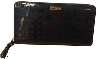 Kate Spade Black Patent leather Wallets