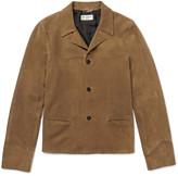 Saint Laurent Suede Western Jacket