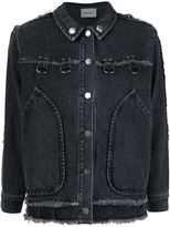 Rachel Comey raw edge denim jacket