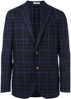 Boglioli checked blazer - men - Cotton/Polyamide/Acetate/Virgin Wool - 48