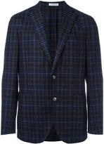Boglioli checked blazer - men - Cotton/Polyamide/Acetate/Virgin Wool - 50