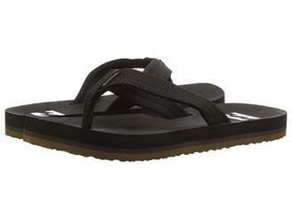 Billabong Stoked Sandal (Toddler/Little Kid) (Black) Men's Sandals