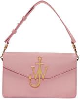 J.W.Anderson Pink Logo Bag